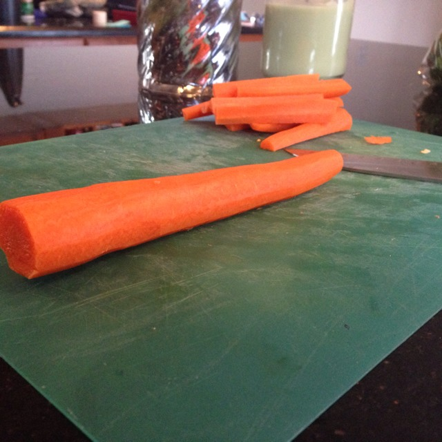 My Challenge To All Carrot Lovers….