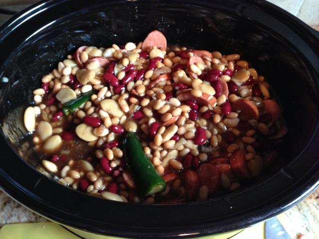 Grandpa Pick's Beans