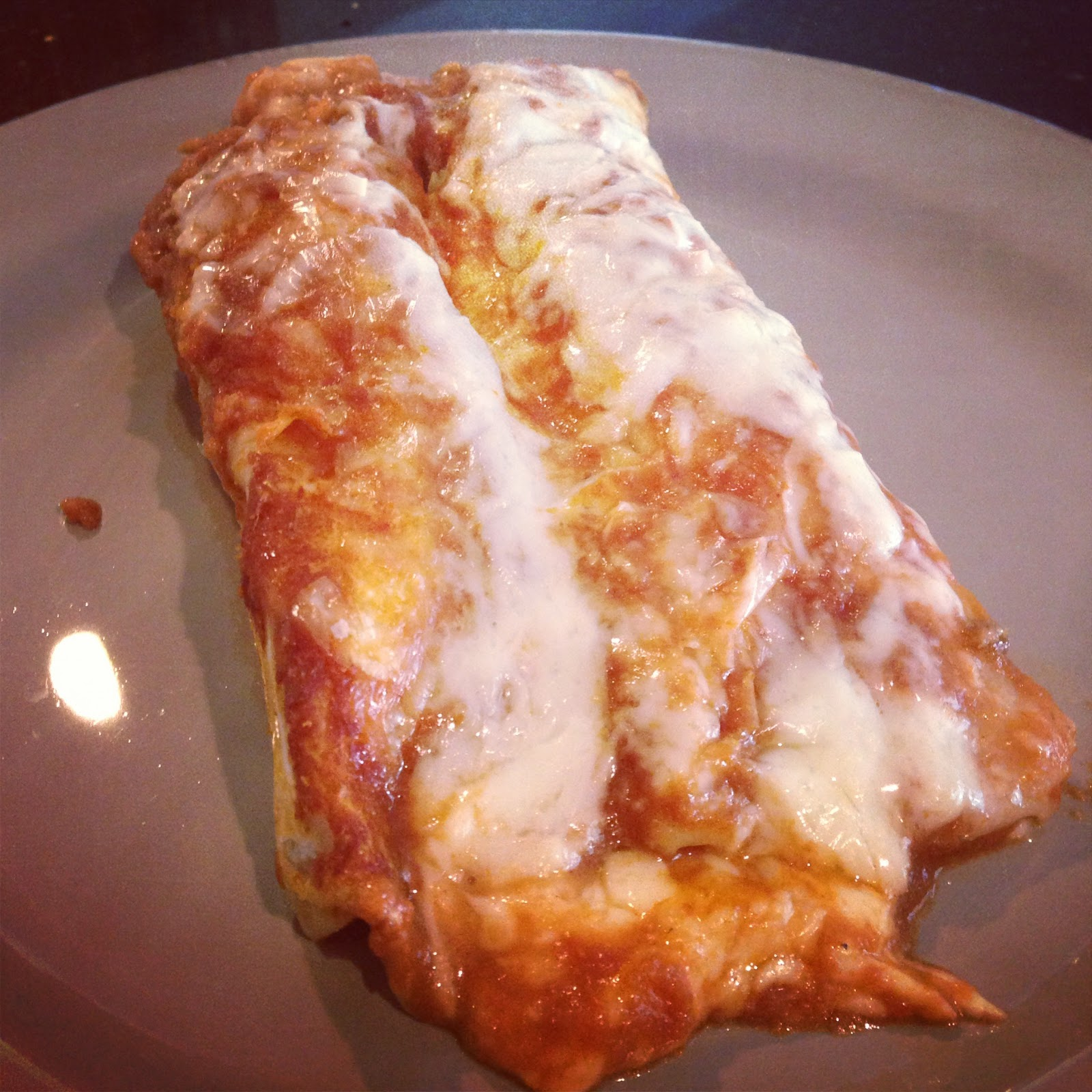 Authentic Enchiladas and Sauce