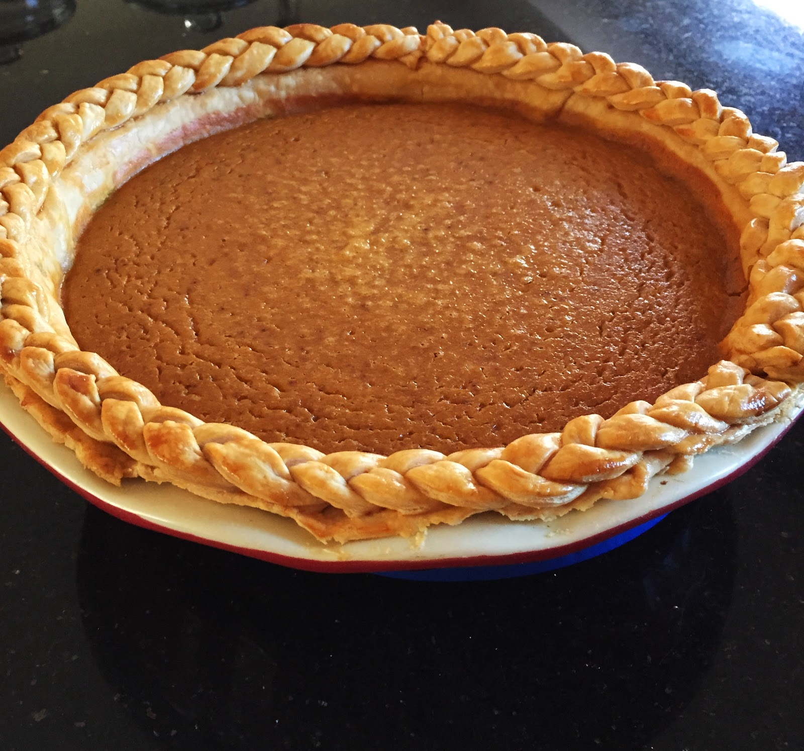 Pumpkin Pie, No Thanksgiving Is Complete Without It