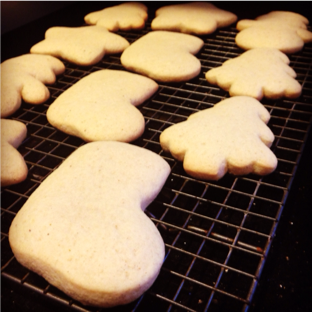 Sugar Cookies….Tis The Season