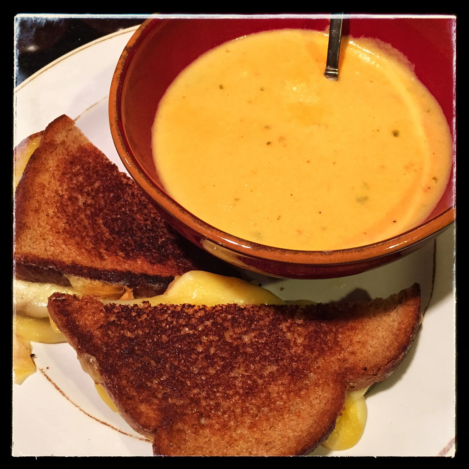 Tomato Bisque Soup…Perfect Friday Dinner During Lent!