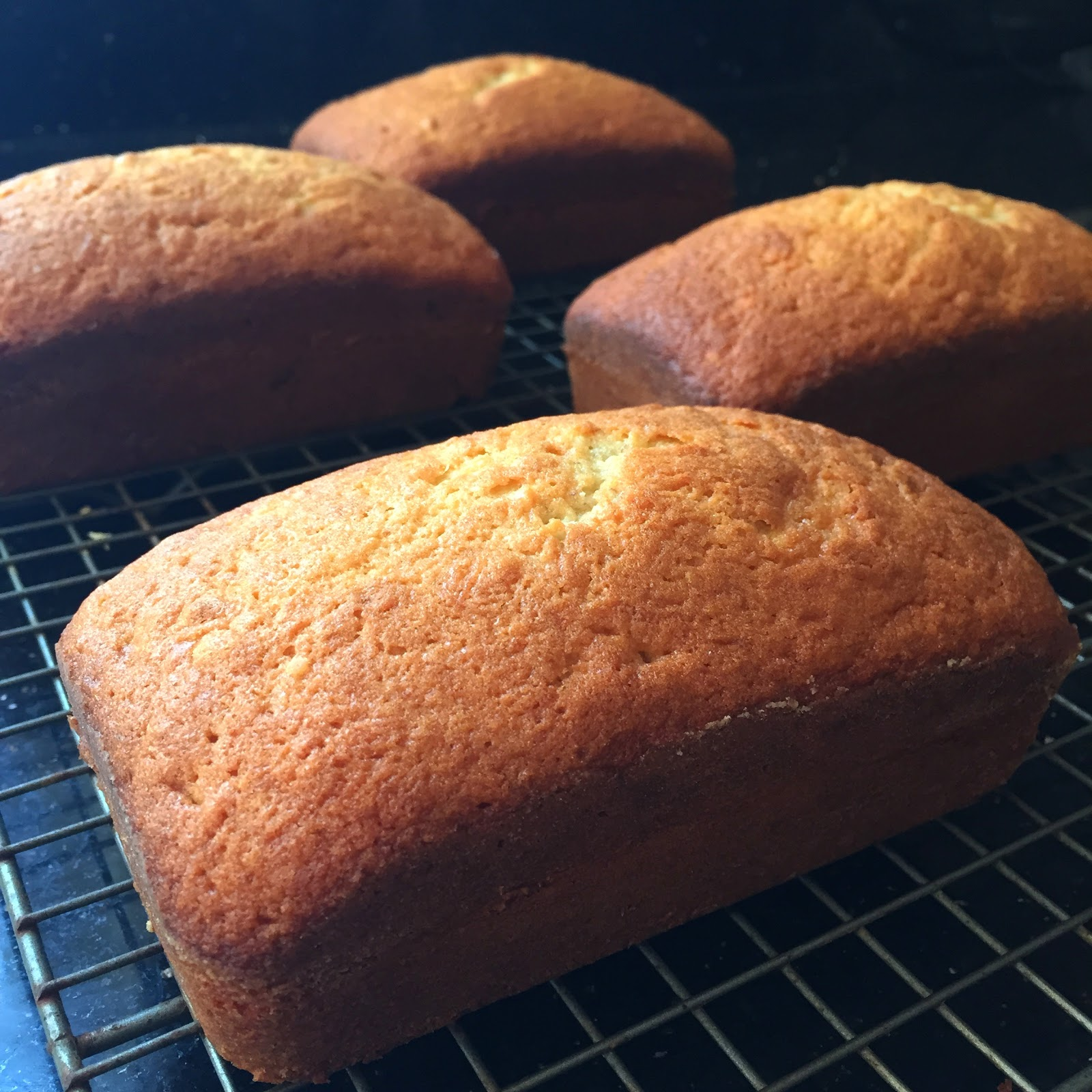 Banana Bread….Sunday Morning Breakfast of Champions