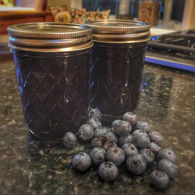 Fresh Blueberry Syrup….Start Your Morning Off Right