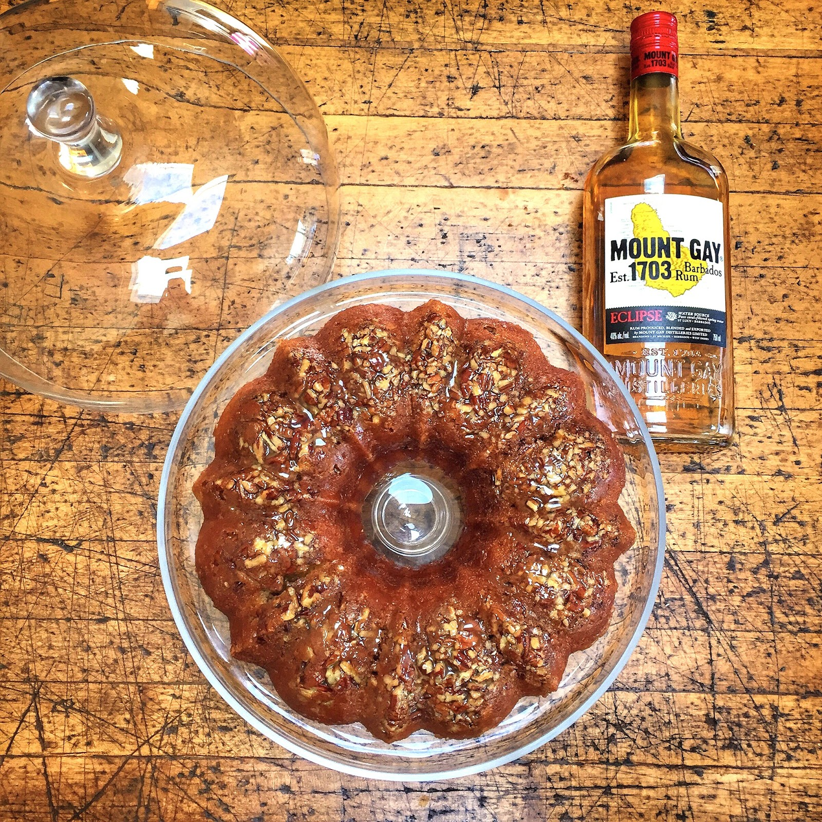 A Rum Cake That Would Make Any Pirate Jealous…