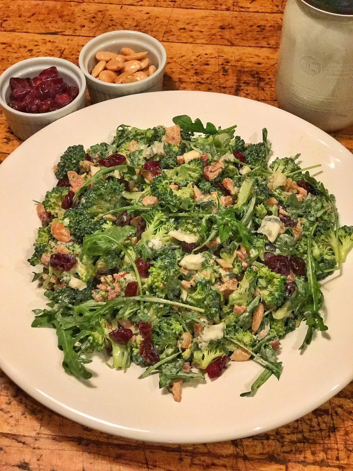 Broccoli Salad….It's Kind of Healthy!