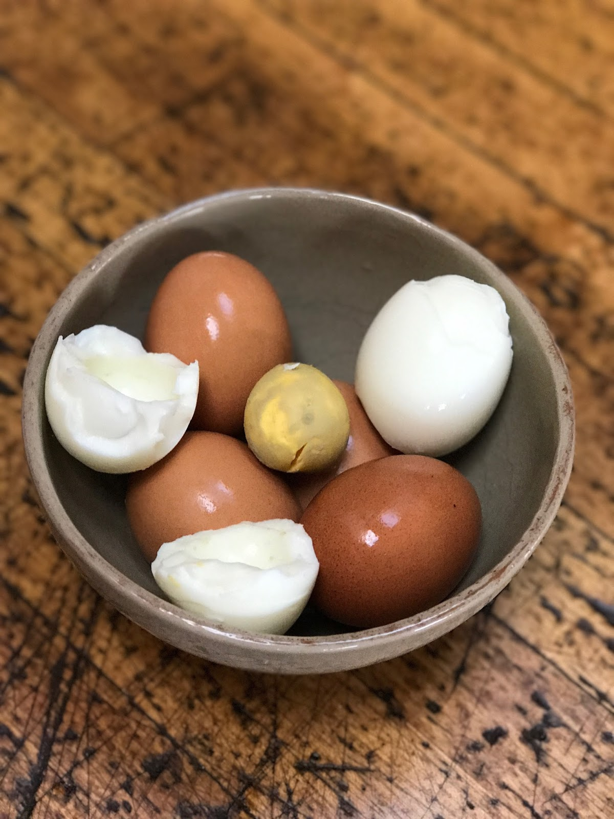 The Perfect Boiled Egg!