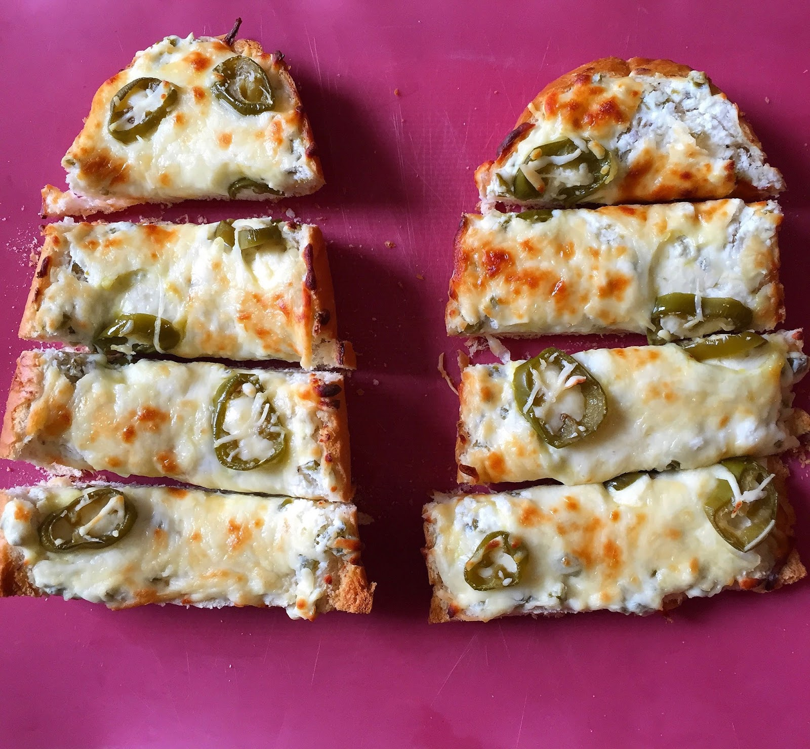 It's All About the Spice…Jalapeño Popper Bread!!!