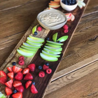 New Year Starts Now….Low Fat Fruit Dip!
