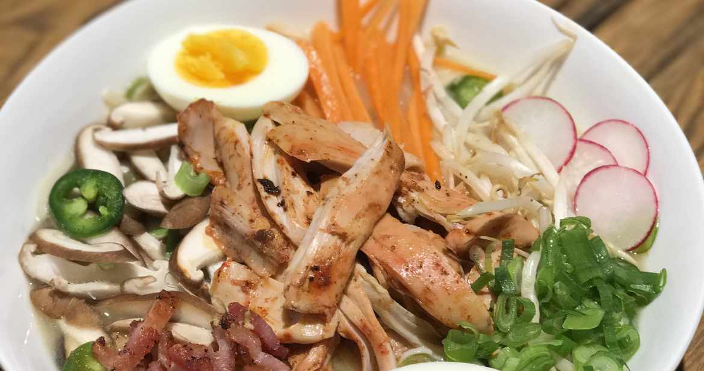 Ramen Noodle Bowl…College Ramen Gone Wild!!!