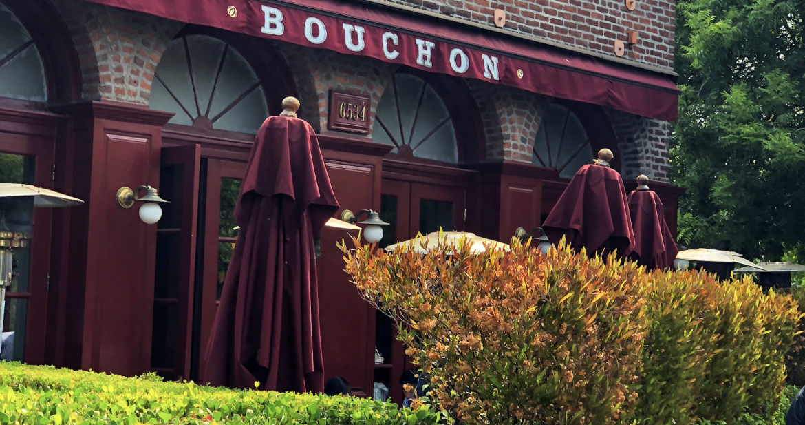 Bouchon Bistro, a Thomas Keller Must Try Restaurant