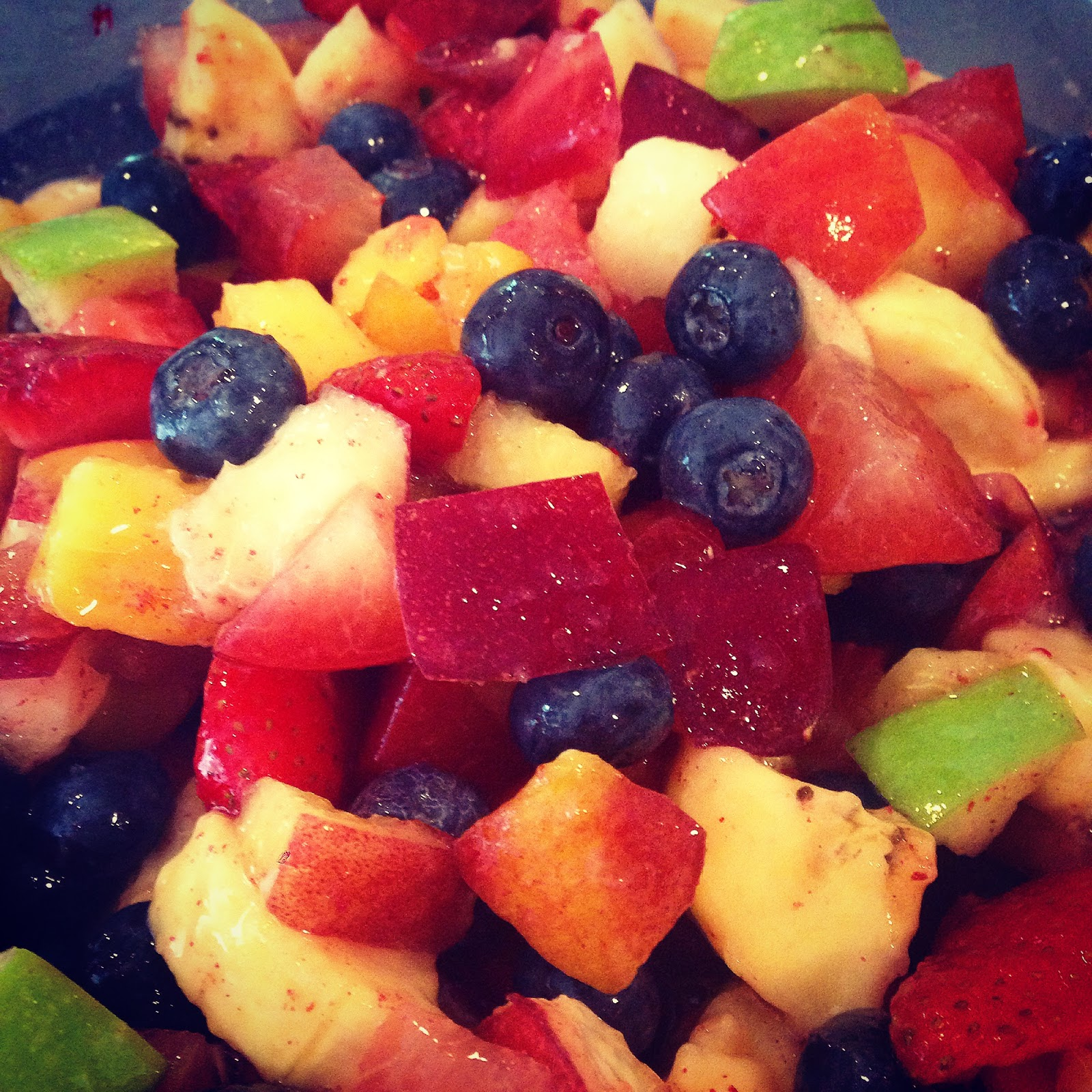 A New Mix On An Old Classic, Fruit Salad