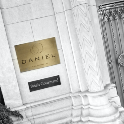 Daniel…An Award Winning Contemporary French Cuisine