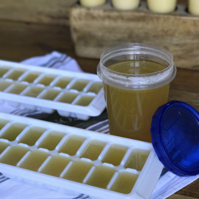 Homemade Chicken Stock….Gold in the Kitchen!