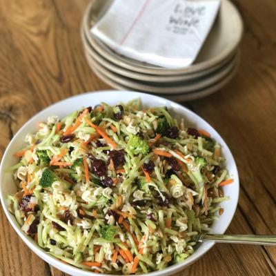 Broccoli Salad…A Summertime Classic!