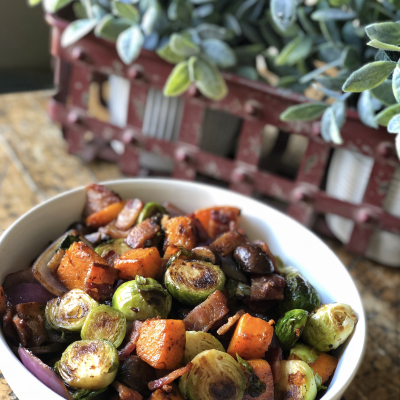 Fall Vegetable Medley…The Perfect Side Dish!